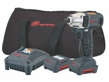 "Ingersoll Rand W1130EU-K2 Cordless 12V 3/8"" Square W/Ring Impactool Wrench Kit"