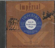 ALADDIN & IMPERIAL R&B VOCAL GROUP MAGIC CD  - VOL.# 2