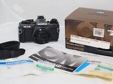 Olympus OM-3 Ti Titanium 35mm Film Camera Body. Mint condition. Scarce model.