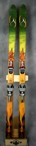 DYNASTAR CANDIDE PRO SKIS 180CM WITH LOOK BINDINGS