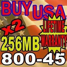 Fujitsu CELSIUS 440 460 512MB KIT 2*256MB MEMORY RAM