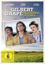 DVD * GILBERT GRAPE - IRGENDWO IN IOWA # NEU OVP §