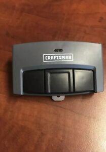 Works Open Pack Craftsman 9.30498 3-function Visor Garage Door Control See Descr