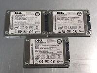 """Dell 1.8"""" Intel 200GB SSD NDDN1 SSDSC1BG200G4R DC S3610 Series 1.8in SATA uSATA"""