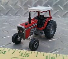 1/64 custom agco massey Ferguson 1105 tractor w/ canopy & single rear farm toy