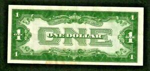 """$1 """"1928 """"SILVER CERTIFICATE"""" 1928  $1  (FUNNYBACK) RARE!! 1928 CRISPY!!!! RARE!"""