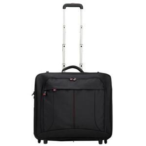 Knirps Trolley-Kleidersack Reisetasche mit Schultergurt Reisetrolley