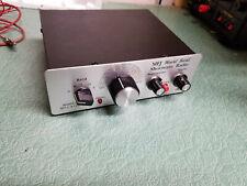 MFJ-8100 World Band Shortwave Ham Radio Regenerative Receiver