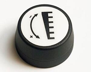 EBA Electronic Guillotine Back Gauge Control Knob