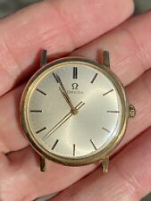 Omega Cal 601 Original Dial Patina Rare Vintage Watch