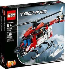 LEGO TECHNIC 42092 ELICOTTERO DA SALVATAGGIO