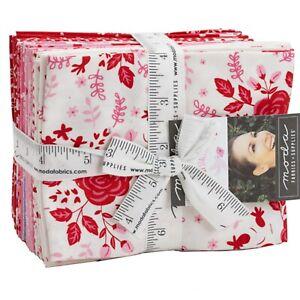 Be Mine 19 Fat Quarter Bundle by Stacy Iest Hsu for Moda Fabrics