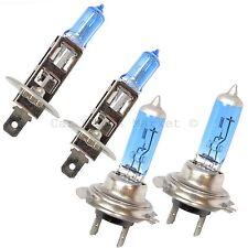 H7 H1 ANABBAGLIANTE / MAIN FARI XENO SUPER LUCE BIANCA LAMPADINE KIT