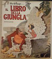 IL LIBRO DELLA GIUNGLA - WALT DISNEY - I° EDIZIONE - 1968 - MONDADORI