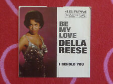 DELLA REESE Be My Love 45 rpm PICTURE SLEEVE ONLY RCA Victor 1963 Vocal Jazz