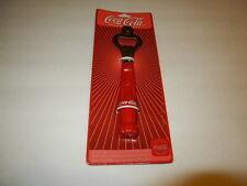 COCA COLA PLASTIC CONTOUR BOTTLE SHAPED COKE CAN OPENER