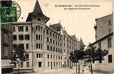 CPA MARSEILLE La Nouvelle Caserne des Sapeurs-Pompiers (403432)