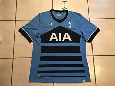 NWT UNDER ARMOUR Tottenham Hotspur 2015/2016 Away Soccer Jersey Men's 3XL