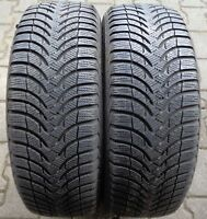 2 Neumáticos de Invierno Michelin ALPINO A4 205/55 R16 91t ra988