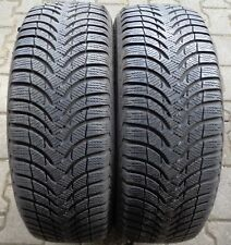 2 Winterreifen Michelin Alpin A4  205/55 R16 91T RA988