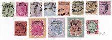 1903 SOMALILANDIA - SG 1/13 conjunto de 13 USADO