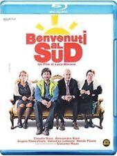 Blu Ray  BENVENUTI AL SUD  *** Claudio Bisio, Alessandro Siani ***......NUOVO