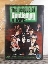 The League Of Gentlemen : Live At Drury Lane - DVD 1999 UK COMEDY_REGION 2