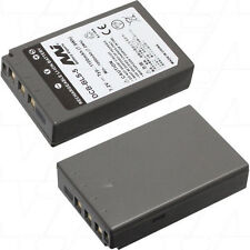 7.4V 1.1Ah Replacement Battery Compatible with Olympus BLS-5