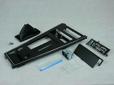 1978-1979 C3 Corvette Auto Shifter Console Trim Plate Kit w Power Windows Only