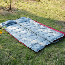 Neuf Enveloppe Adulte Sac de couchage Costume CASE Extrême Camping Randonnée unique Outdoor