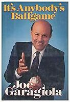 It's Anybody's Ballgame by Garagiola, Joe
