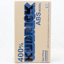Kubrick 400% ABS Model Blue Figure Medicom Toy JAPAN