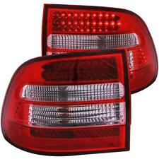 ANZO LED Taillights Red/Clear For 2003-2006 PORSCHE CAYENNE