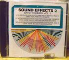 EFFETTI SONORI - SOUND EFFECTS - VOL. 2 - CD New Unplayed