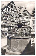 CPSM PF ALLEMAGNE - BERNKASTEL-KUES an der Mosel - Mittelalterliche Fachwerkhäus