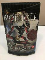 Lego Bionicle Skrall Glatorian 8978 NEW