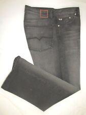 HUGO BOSS   ~ Mens   Orange Label  HB1  Black Jeans ~ Sz 34/36 x 31 ~ EXCELLENT