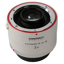 YONGNUO YN2.0X III Teleconverter AF Auto Focus Mount Lens for Canon EOS EF Lens