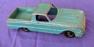 "Vintage Hubley #403 Blue Ford Ranchero 5.75"" ORIGINAL"