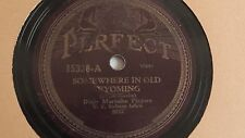 Dixie Marimba Players - 78rpm single 10-inch – Perfect #9912