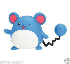 Pokemon XY MARILL Mascot Figurine Toy Nintendo Takara Tomy Arts
