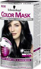 Schwarzkopf color mask colore permanente 100 NERO