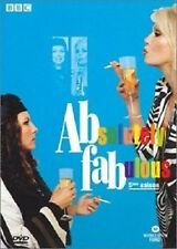 4472 // ABSOLUTELY FABULOUS 5 EME SAISON DVD TBE