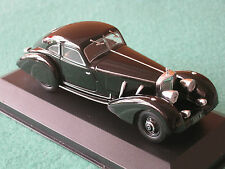 MB Mercedes Benz 500 K autoroute Coursier 1934 1:43 Ixo Oldtimer DeAgostini