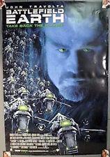 2000 1-Sheet Poster BATTLEFIELD EARTH John Travolta