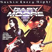 Gary Moore Rockin' Every Night: Live in Japan    CD  1986 from Holland