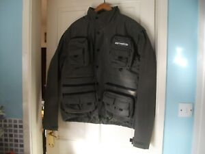 "RON THOMPSON  BREATHABLE WADING JACKET TROUT FISHING VEST ETC 46"" CHEST"