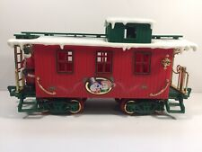 New Bright Train North Pole Christmas Express Train Caboose Train Car Only