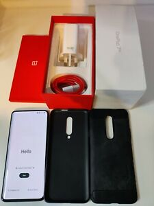 OnePlus 7 Pro GM1913 - 256GB - Nebula Blue (Unlocked) Smartphone (Dual SIM)