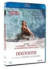 DOGTOOTH - BLU RAY  BLUE-RAY DRAMMATICO